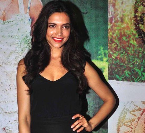 Deepika Padukone at Finding Fanny Movie Screening at Lightbox