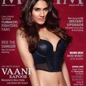 Vaani Kapoor Hot Photos for Maxim India Magazine Cover Page August 2014 Issue