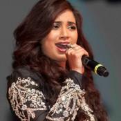 Shreya Ghoshal Live In Concert Dubai – November 2014 at Dubai World Trade Centre