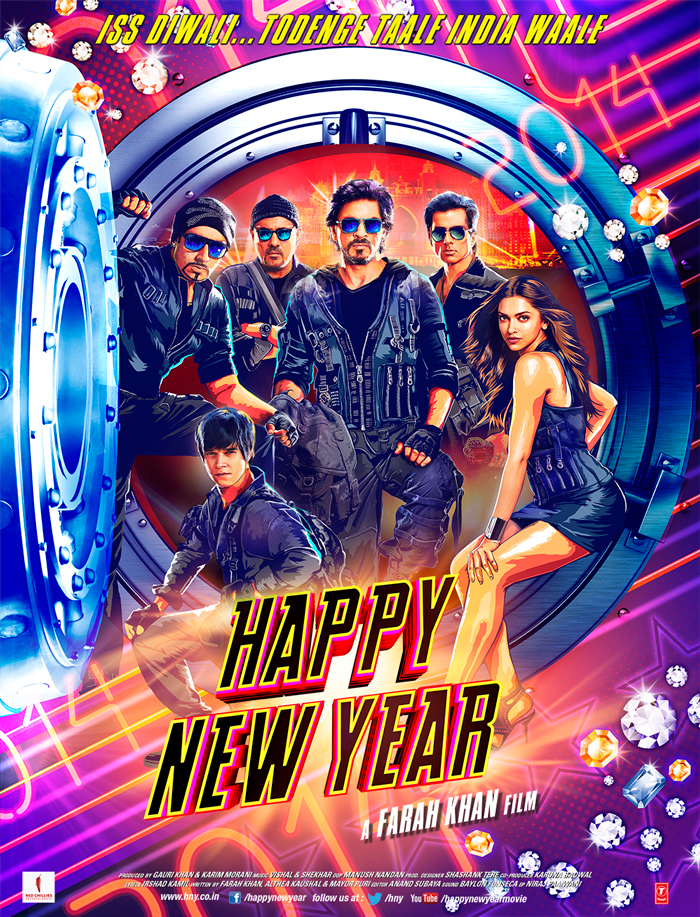 Film Happy New Year