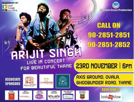 Arijit Singh in Dubai Arijit Singh Live in Concert
