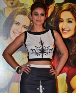 Ileana D'Cruz Latest Pics in Short Skirt from Happy Ending Trailer Launch Event