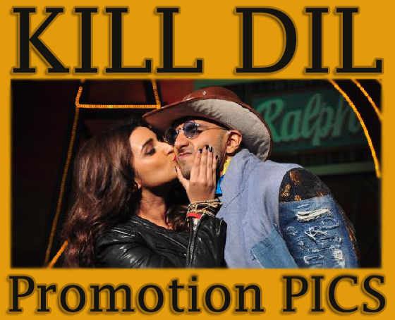 KILL DIL Promotions Pics – 2014 Film KILL DIL Promotion Pictures Latest Event News