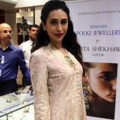 Karishma Kapoor Launch Sunita Shekhawat's jewellery by Notandas Jewellers