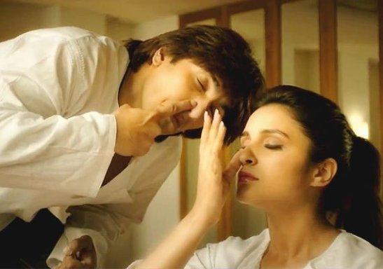 Latest Anulom Vilom Yoga Steps in KILL DIL Movie SWEETA Song – Parineeti Chopra and Ranveer Singh
