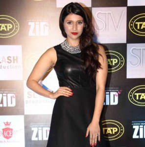 Mannara Chopra Latest Photos from ZID Movie Music Success Party