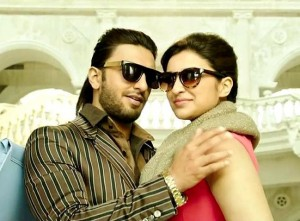 Parineeti Chopra and Ranveer Singh in KILL DIL Film