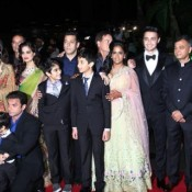 In Photos  Wedding Reception Party of Arpita Khan and Aayush Sharma in Mumbai