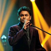 A R Rahman Live in Concert at VADFEST 2015 in Vadodara on 26 January