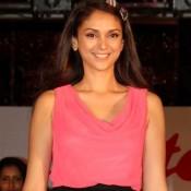 Aditi Rao Hydari in Black Skirt Images