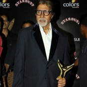Amitabh Bachchan won The International Icon of the Year Award