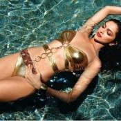 Deepika Padukone Bikini in Kingfisher Calendar Hot Swimsuit Pics