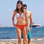 Katrina Kaif in Red Bikini with Ranbir Kapoor Hot Images Cool Photos