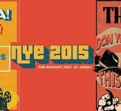 NYE 2015 New Year Party at Garage & Lawns in Gurgaon on 31st December 2014