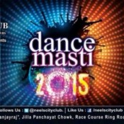 Neel City Club Rajkot Presents Dance Masti 2015 New Year Party on 31st December 2014