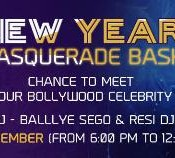 New Year Masquerade Bash 2015 at Lon Club & Dining Lounge in Gurgaon