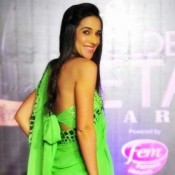 Tara Sharma in Backless Blouse Photos – Hot Pics in Designer Backless Saree