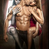 Karan Singh Grover and Bipasha Basu First Look in ALONE Poster Photo
