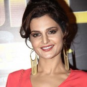 Monica Bedi attends at Zee Gold Awards 2014