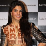 Jacqueline Fernandez in Crop Top and High Waist Skirt Pics