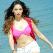 Tamanna Bhatia Hot in Bikini Pics –Bold Photos from Humshakals Movie