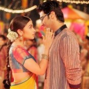 Alia Bhatt in Saree Images in 2 States Movie – Saree Photos