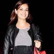 Diya Mirza Arrives in IIFA Awards 2014