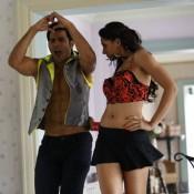Nargis Fakhri in Short Skirt in Main Tera Hero Movie 2014