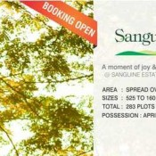 Sanguine Estates – Residential Plots and Weekend Homes near Ahmedabad by Pacifica Companies