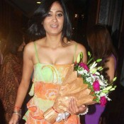 Shweta Tiwari Deep Cleavage Pics Hot Photos in Extremely Short Dress