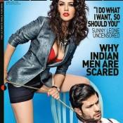 Sunny Leone Hit in Mandate Magazine April 2014 Photos