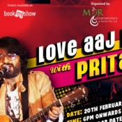 Love Aaj Kal with Pritam Live Concert in Ahmedabad on 20 February 2015