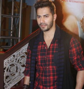Varun Dhawan Promote Badlapur on the Sets of CID