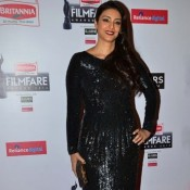 Tabu at 60th Britannia Filmfare Awards 2015