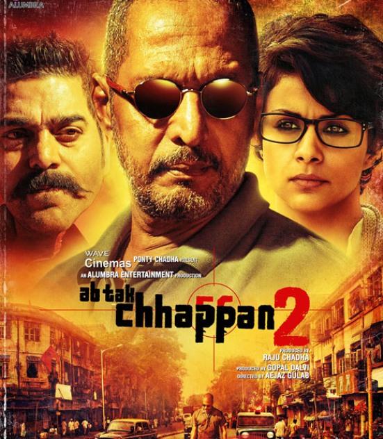 Ab Tak Chhappan 2 (2015) SL DM DVD - Nana Patekar, Vikram Gokhale, Govind Namdev, Ashutosh Rana
