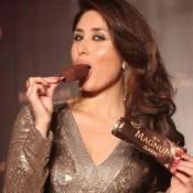 Kareena Kapoor Launches Magnum Ice Cream Photos