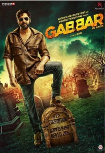 Gabbar Is Back New Poster 2015 Images – Akshay Kumar First Look in 'Gabbar Is Back' Poster Photo