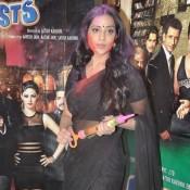 Bollywood Actress Mahi Gil Playing Holi Hot Pics