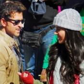 Katrina Kaif and Hrithik Roshan In Shimla for Bang Bang Movie Shooting