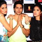 Main Tera Hero Hindi Movie Stars Promote Film at Mumbai