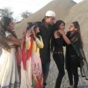 Photos of Gujarati Movie Shooting in Gujarat India – Beautiful Natural Scene Pics