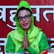 Rakhi Sawant Lok Sabha Election 2014 Mumbai North – West Constituency