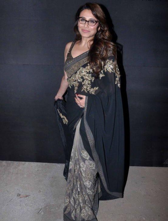Apologise, but, Rani mukherjee hot transparent saree consider