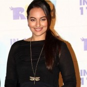 Sonakshi Sinha and Imran Khan at Rio 2  Movie Trailor Launch in Mumbai