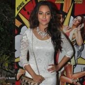 Sonakshi Sinha at Main Tera Hero Special Screening Bash Photos