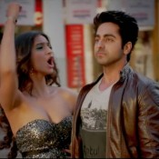 Sonam Kapoor Hot Pics in Bewakoofian – 2014 Bold Photos New Images with Ayushman Khurana