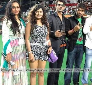 Upcoming Hindi Movie Makad Jaala Actress Ananya Chaudhary Hot Legs Sexy Thighs Show in Very Short Dress