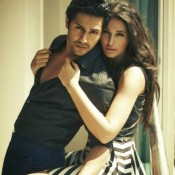 Varun Dhawan and Nargis Fakhri Hot Photos for Stardust Magazine Scans