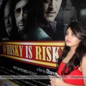 WHISKY IS RISKY – An Urban 2014 Gujarati Movie Premier Show held at CinePolis Ahmedabad