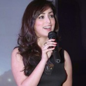 Yami Gautam Cute Smile Pics at Ola Cab App Launch